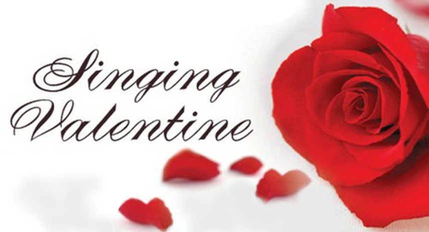 events singing valentines 2018 the miamians